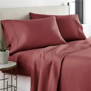 2e5b211e34b1f Full Size Red Bed Sheets