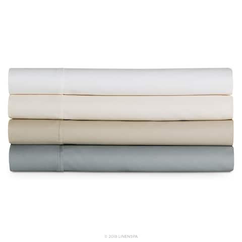 Carbon Loft Clarke 600 Thread Count Soft Cotton Blend Sheet Set