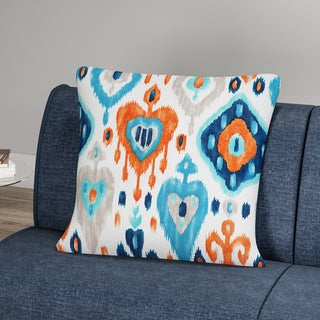 Palm Canyon Torito Indoor - Outdoor Accent Pillow