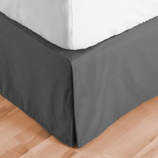 Oliver & James Fiona 15-inch Drop Pleated Bed Skirt