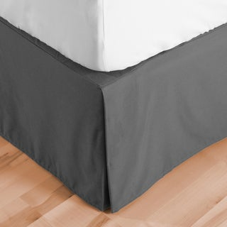 Oliver & James Fiona 15-inch Drop Pleated Bed Skirt (More options available)