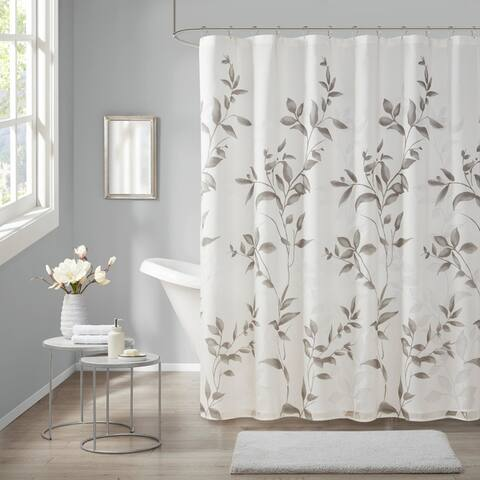 The Gray Barn Mission Creek Printed Shower Curtain