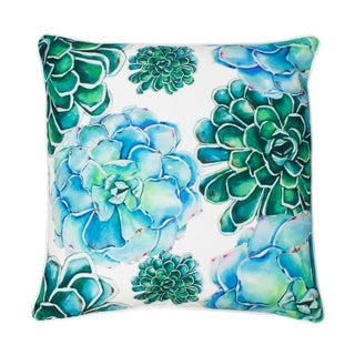20x20 Maribella Cindy Succulent Pillow