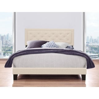 Hillsdale La Croix Bed in One - Queen - Linen Fabric