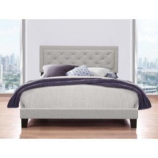 Hillsdale La Croix Bed in One - Full - Glacier Gray Fabric