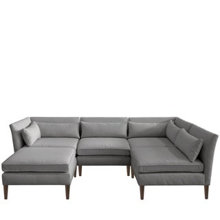 Skyline Furniture Sectional in Linen
