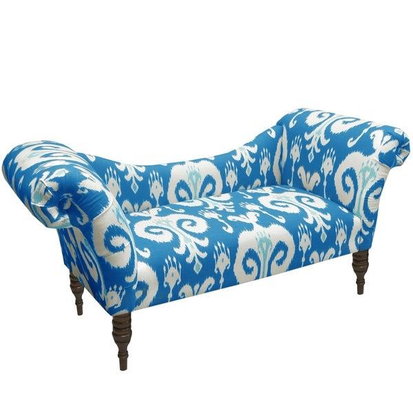 Skyline Furniture Chaise Lounge in Himalaya