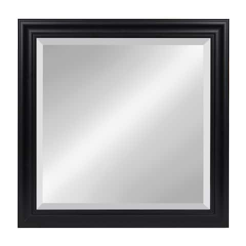 Dalat Framed Beveled Wall Mirror