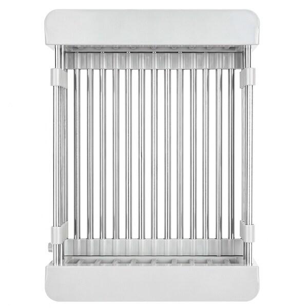 "AKDY KS0104 14"" Stainless Steel Kitchen Sink Side Tray Adjustable"