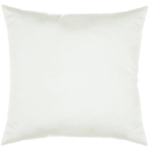 Sunbrella Throw Pillow - Spectrum Eggshell