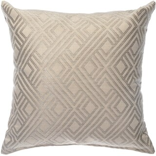 Sunbrella Throw Pillow - Integrated Pewter