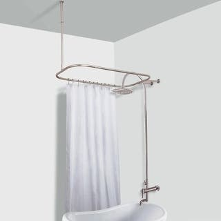 Buy Shower Curtain Rods Online At Overstock