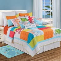 Tropic Escape Quilt (Shams Available Separately)