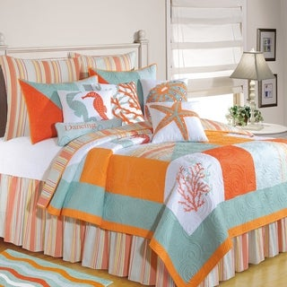 Fiesta Key Quilt (Shams Available Separately)