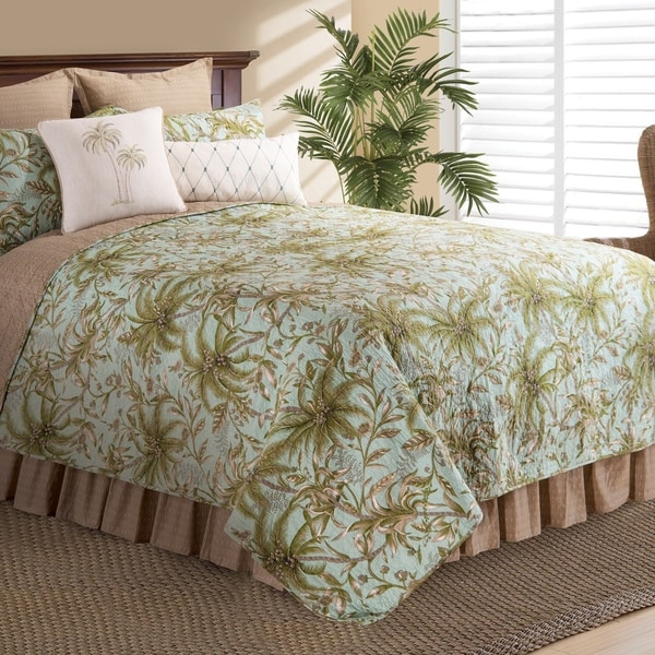 Barbados Sea Quilt (Shams Available Separately)