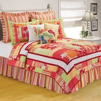 Tropical Paradise Quilt (Shams Available Separately)
