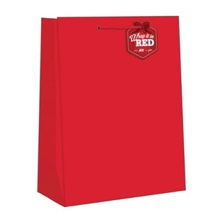 Paper Images Red Christmas Gift Bags