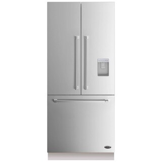 36 Inch Built-In Panel Ready French Door Refrigerator