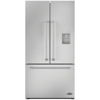 36 Inch COUNTER DEPTH French Door Refrigerator