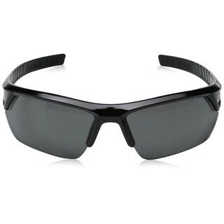 Under Armour Igniter 2.0 Sunglasses Shiny Black/ Gray - Black - L