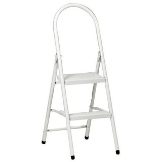 Apex 19.5 in. Steel Ladder 200 lb. Type III