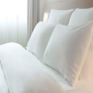 NDP Bedding Super Plush Dust Mite Resistant Down Alternative King-size Pillow (Set of 2)