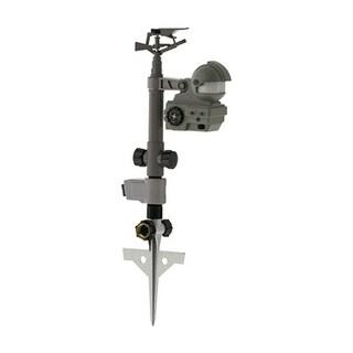 Orbit Yard Enforcer Metal Spike Pest Deterrent Sprinkler 1600 sq. ft.