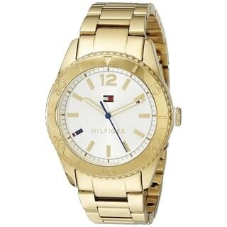 Tommy Hilfiger Women's 1781268 Gold Watch