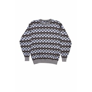 San Remo Men's Crew Neck Sweater 100 Cotton - Size - M