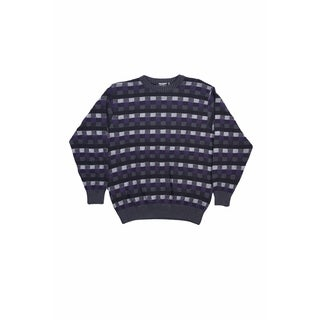 San Remo Men's Crew Neck Sweater 100 Cotton (2 options available)