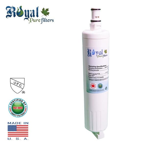 Compatible For Whrlpool 4396508 4396510 Refrigerator Water Filter SGF-W01