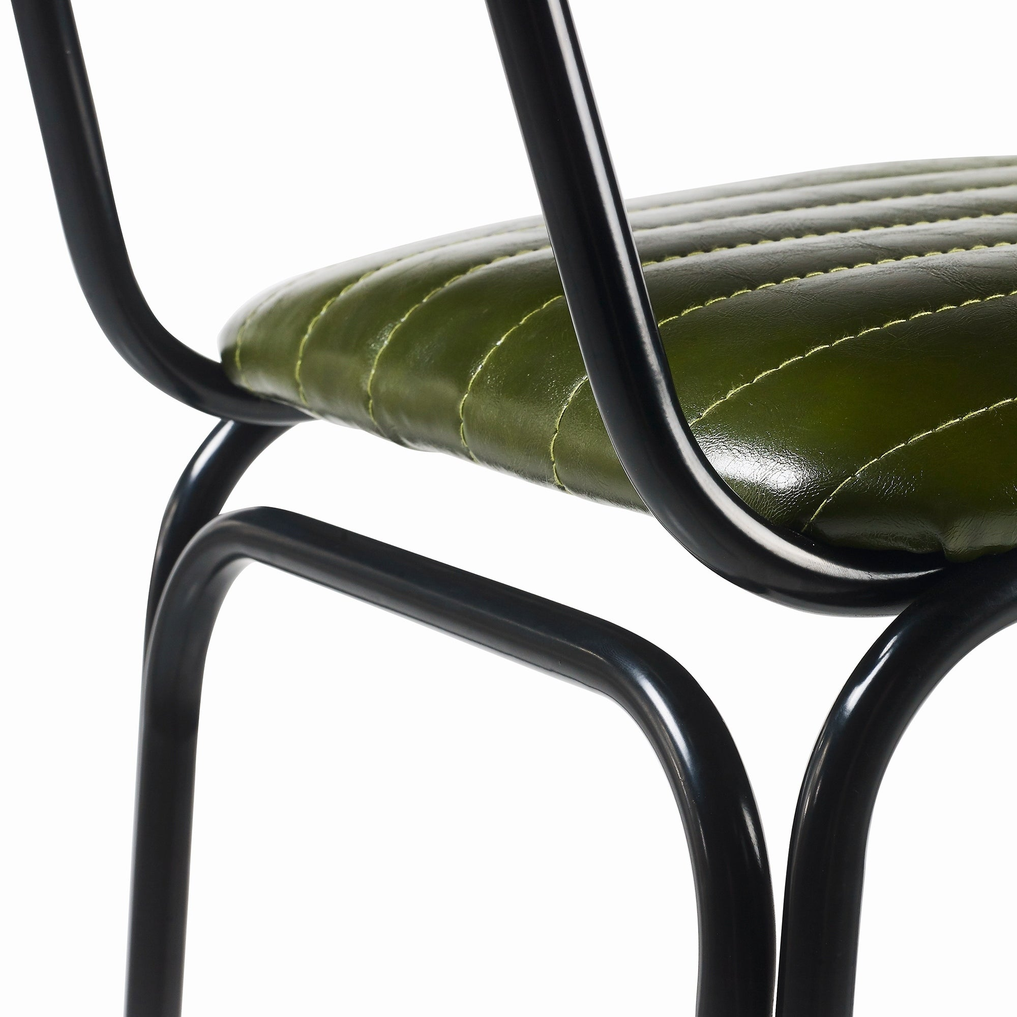 Versanora Industriale 29 Quot Bar Stool Olive Green Black