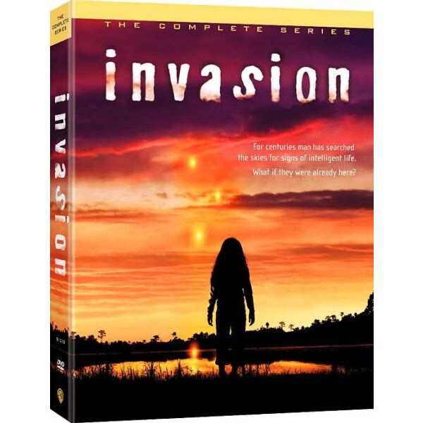 Invasion: The Complete Series (DVD)