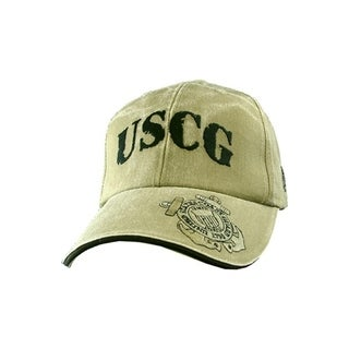 US Coast Guard Khaki Cap