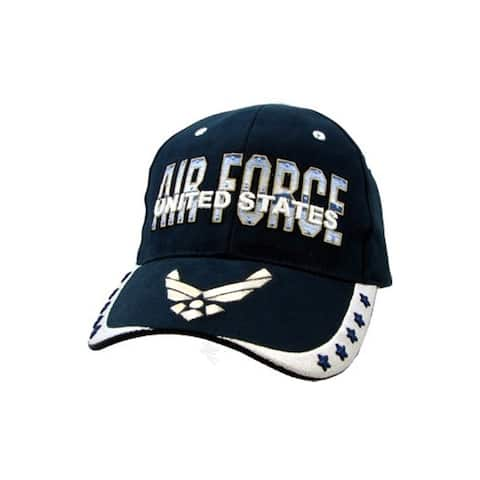 Air Force Logo Navy Cap
