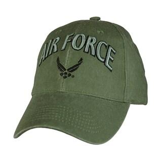 US Air Force Green Military Cap