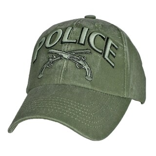 US Army Military Police Corps Green Cap