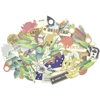 Open Road Collectables Cardstock Die-Cuts
