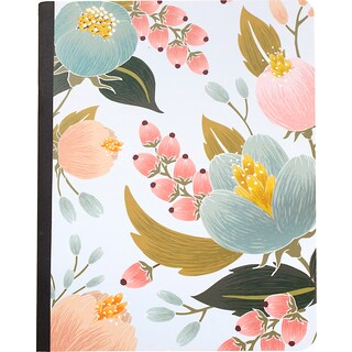 "Color Crush Composition Notebook 9.75""X7.5"""