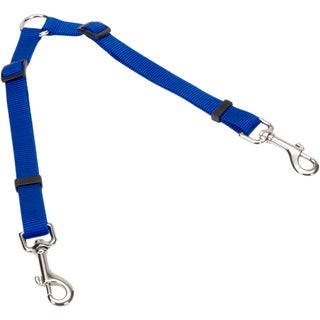 "Two Dog Adjustable 3/4"" Nylon Couple 24"" To 36"""