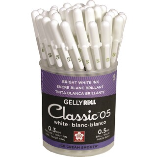 Gelly Roll Classic Fine Point Pens Cup 36/Pkg