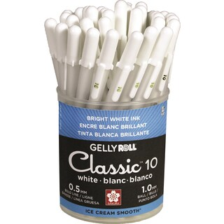 Gelly Roll Classic Bold Point Pens Cup 36/Pkg
