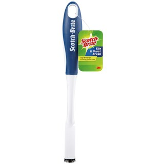 Scotch-Brite Tile And Grout Brush Scrubber