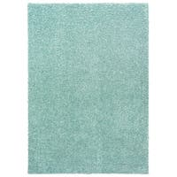 Central Bella Ocean Shag Area Rug - 7' 6 x 9' 6