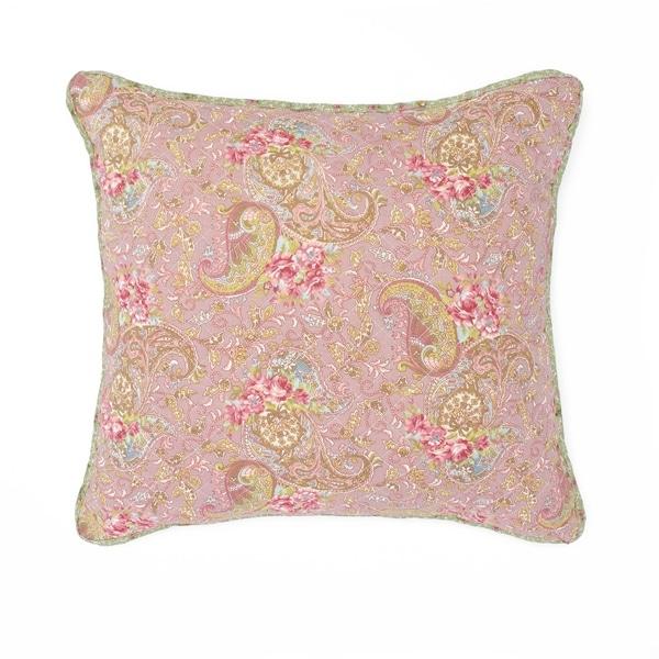 Nostalgia Home Eve Printed Decorative Pillow