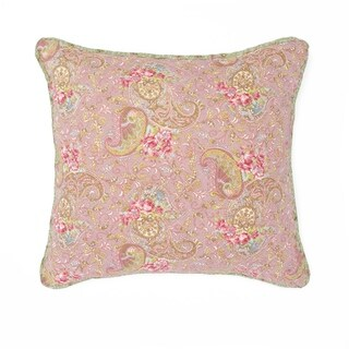 Nostalgia Home Eve Printed Decorative Pillow