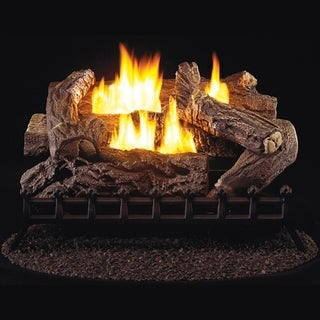 Procom 30 Ventless Liquid Propane Gas Log Set Model# WZL30MVA