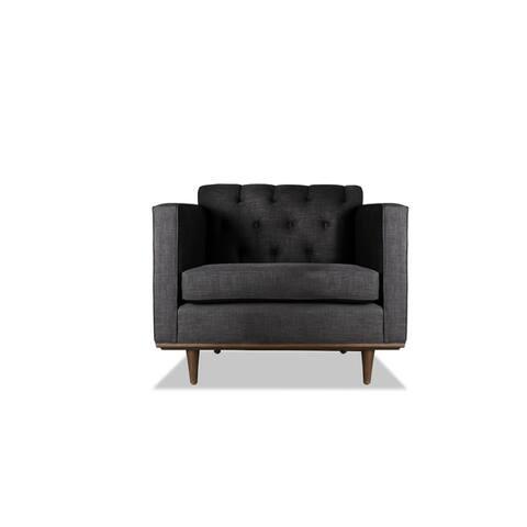 Kent Linen Accent Chair