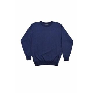 Cooper Men's Crew Neck Sweater - Size L