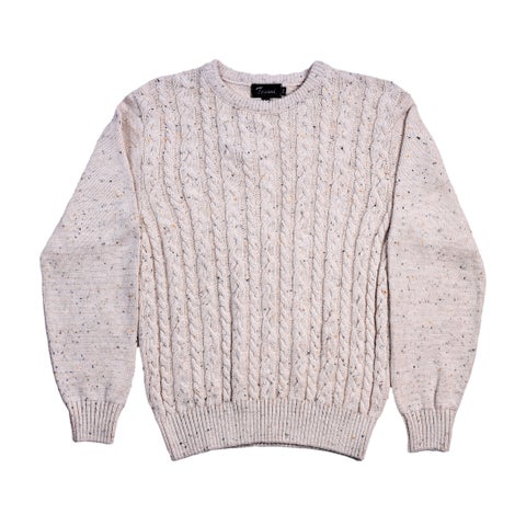 Tosani Men's Crew Neck Sweater - Size L